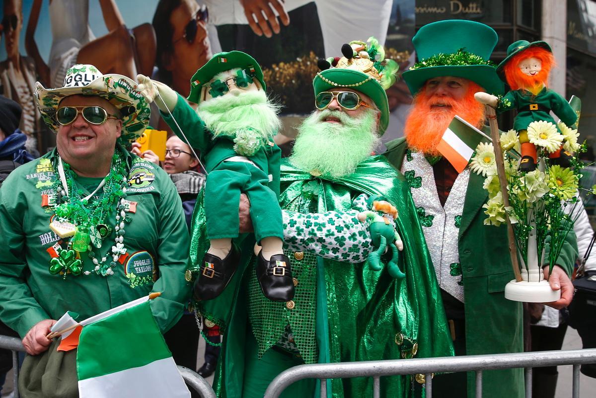 Episode #8: St. Patrick's Gay